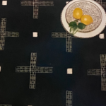 ikat cotton table cloth