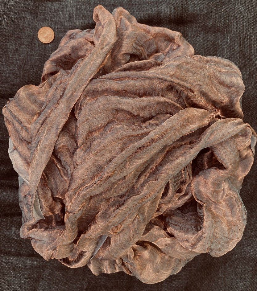 Taupe Oyster Copper Angel